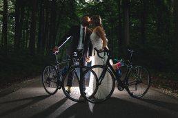 sesja ślubna w parku oliwa w gdańsku